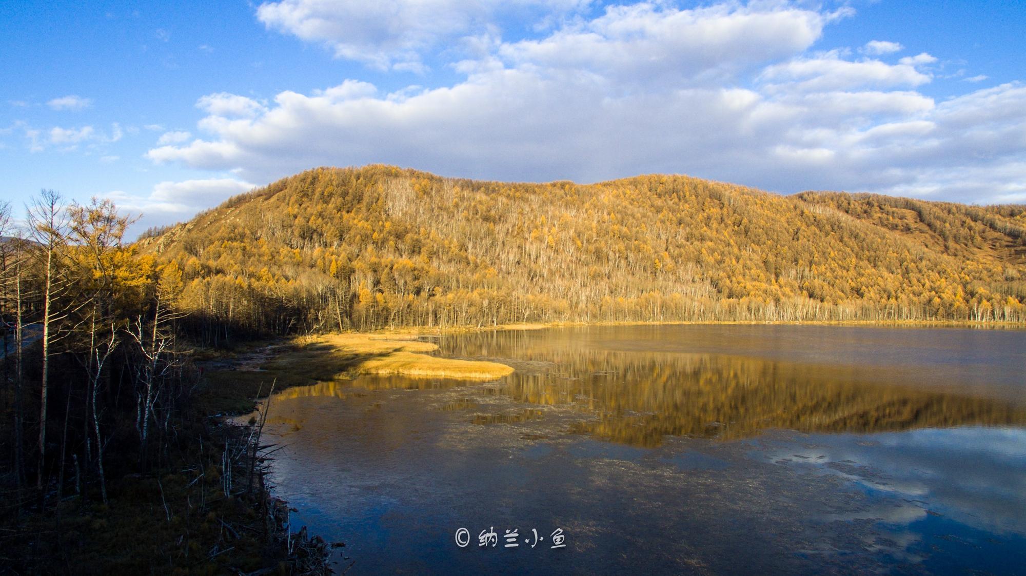 未解之谜: 阿尔山天池群 没有入口也没有出口 为何常年水位不变?