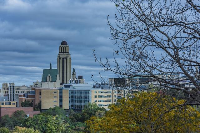 魁北克法语省的另类城市 加拿大多元文化的聚集地