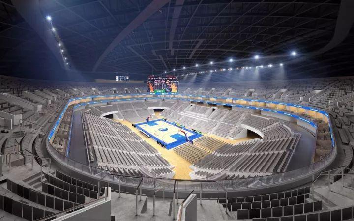 杭州体育馆_杭州奥体中心体育馆 拟定比赛项目:篮球