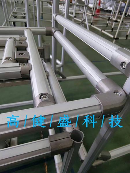 铝合金管货架