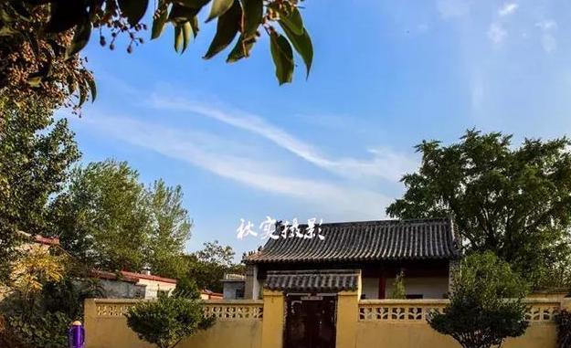 济南长清访古——苾村观音堂