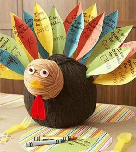 【手工】100多种感恩节主题手工制作教程,收藏好,跟孩子过个有意义的