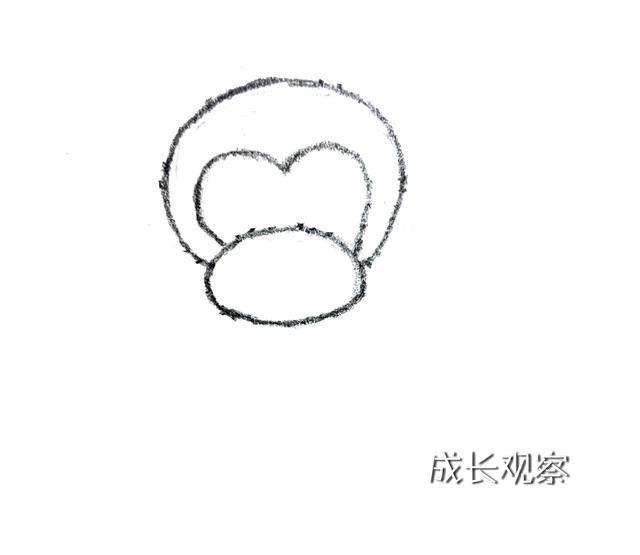 《熊出没》之毛毛简笔画来了,爸妈再也不用发愁幼儿园让画猴子了