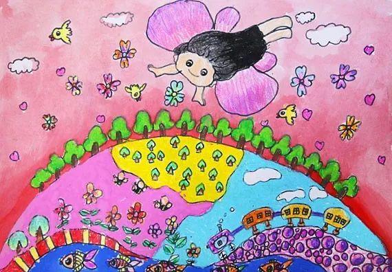 儿童创意绘画大赛
