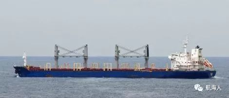 【关注】一散货船遭海盗攻击,10名船员被绑架,这时候海军出现了…