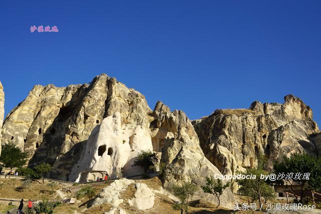 最像外星世界的卡帕多西亚,人们为何在岩石上挖洞居住?