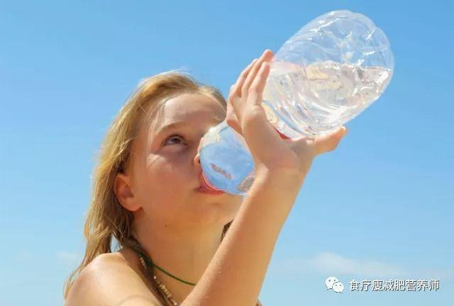 喝水瘦身法的八个时间图片