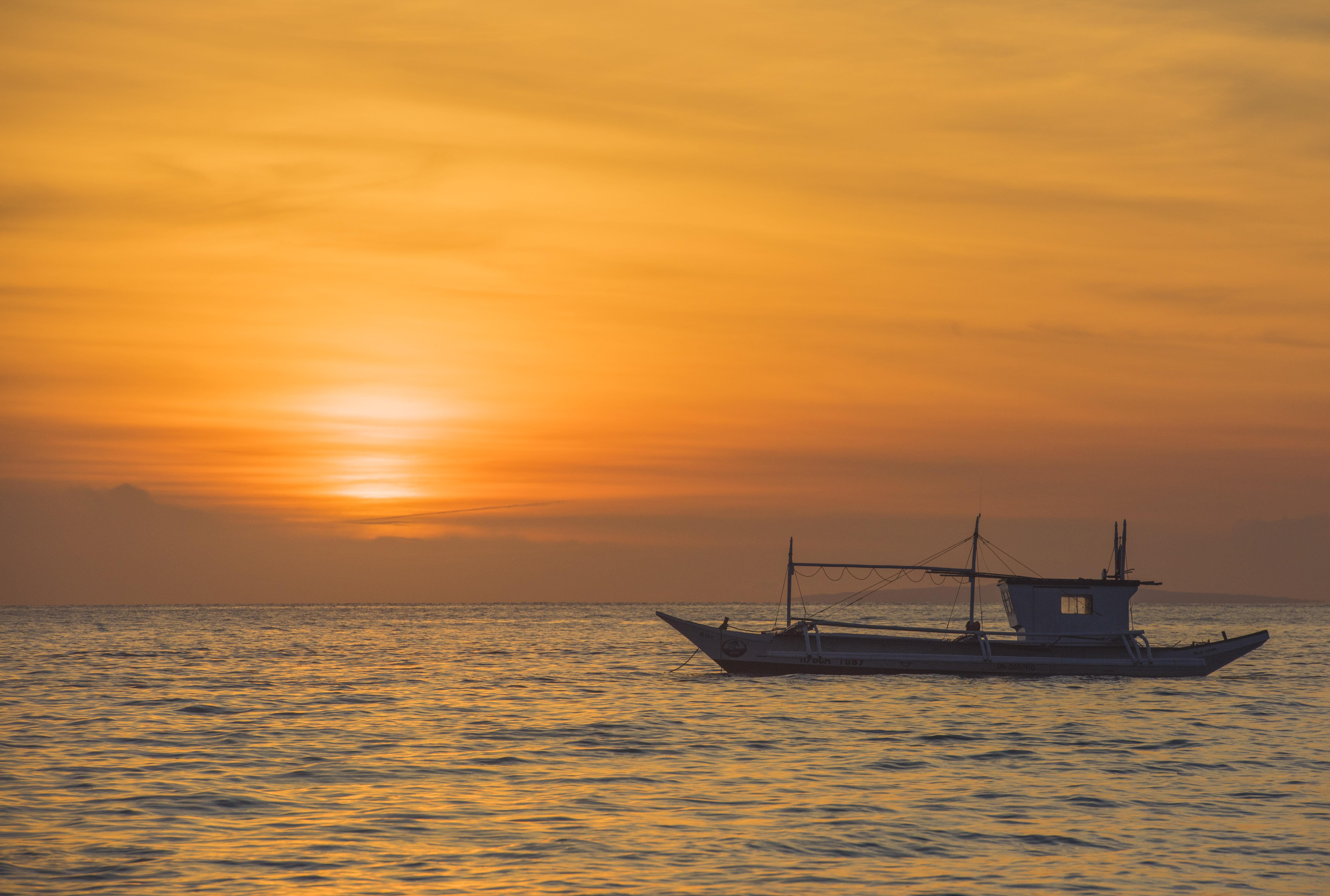 世界最美的日落在哪里?