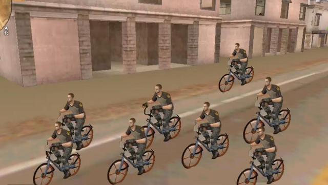 摩拜单车制霸《穿越火线:荒岛特训》!