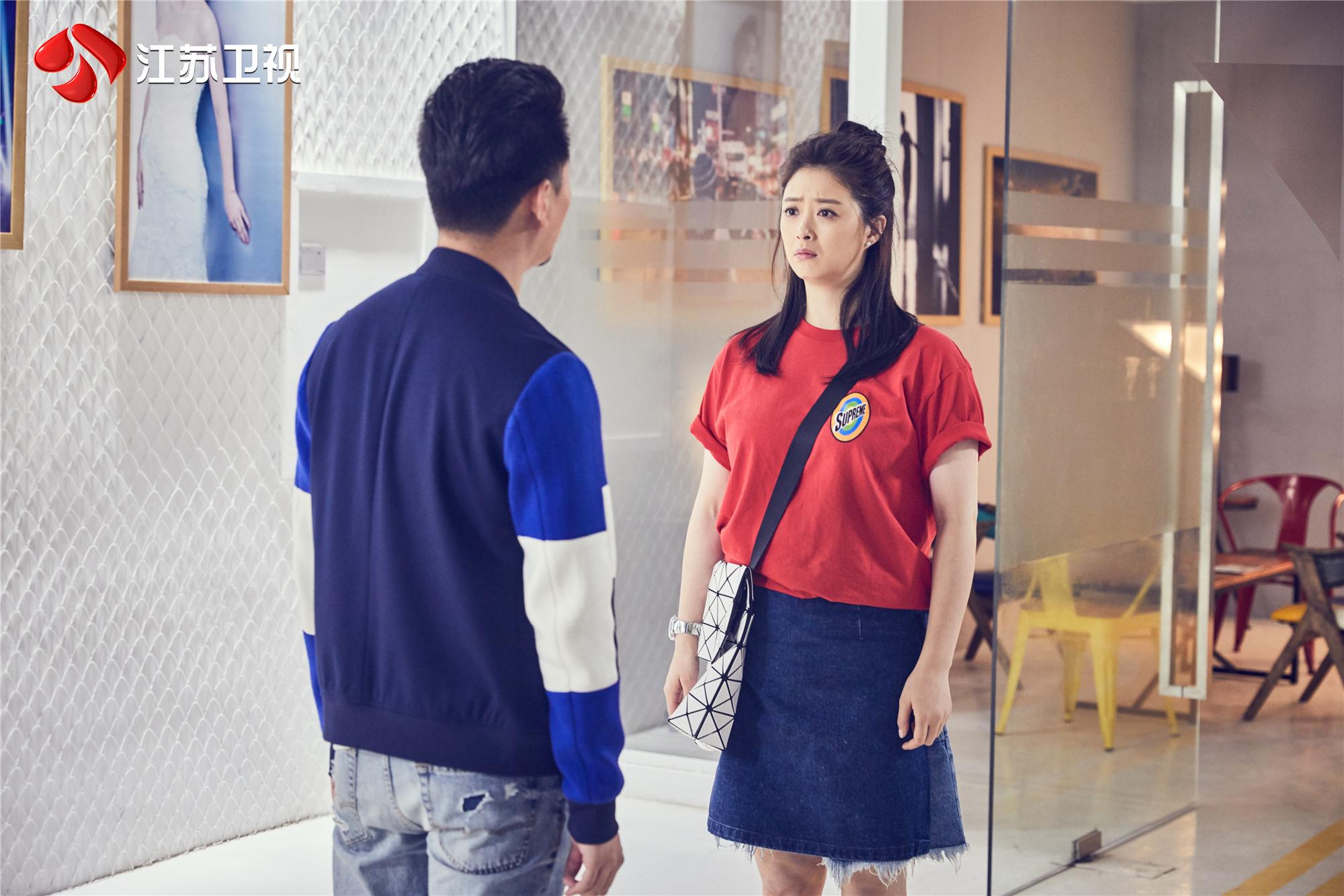 《凡人的品格》林永健蒋欣童蕾角色突破 三个冤家演绎一场生活大戏
