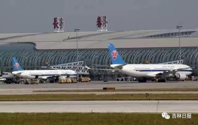 牛!龙嘉机场年旅客吞吐量突破1000万!更牛的是咱大吉林的航空产业......