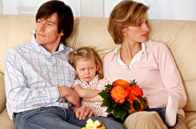 夫妻吵架会影响孩子吗