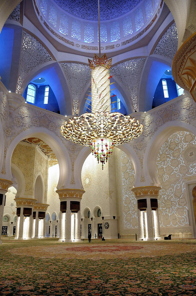 """迪拜时代已经过去,阿布扎比才是未来:土豪国把卢浮宫""""搬""""到这里!"""
