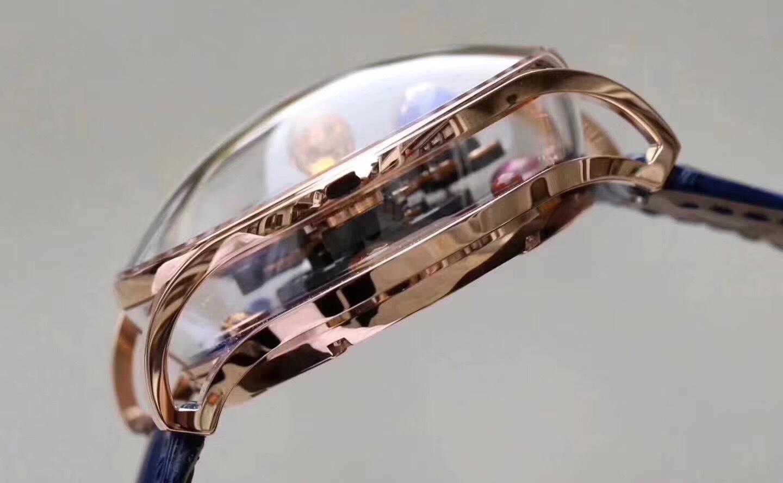 捷克豹天体陀飞轮 宇宙浩瀚 神秘而诱人 男士机械腕表 常州哪里回收捷克豹手表