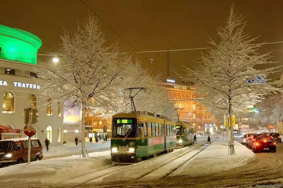 冬天去哪里最合季节?首选北欧!
