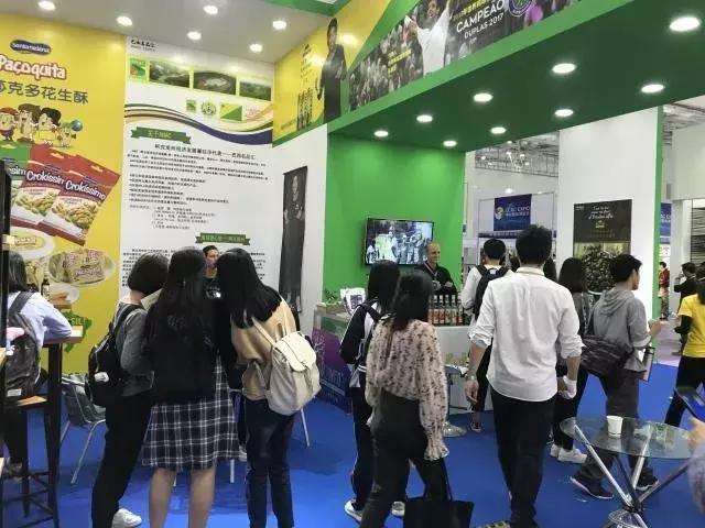 精彩回顾中拉博览会定格瞬间,众多巴西品牌齐聚巴西名品汇