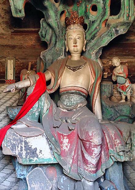 山西最低调的一处世界遗产 拥有国内唯一千年国宝却鲜为人知!