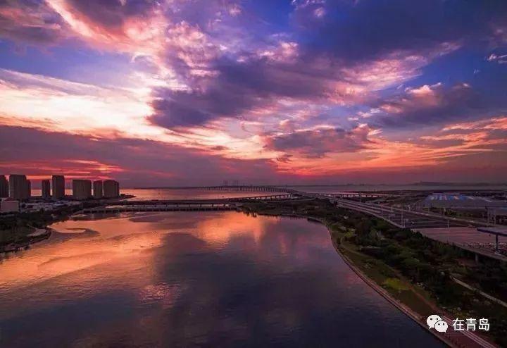 致爱跑步的你!青岛跨海大桥马拉松邀请你!(附路线图)