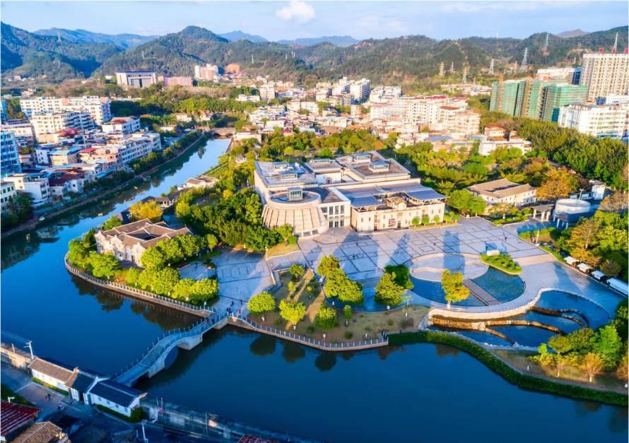 海南客天下,攻略客家,梅州小镇博物馆,千客家一天游中国至北京自驾佛塔图片