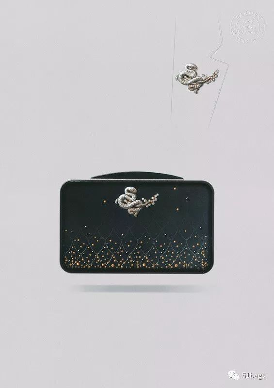 传奇呈现_卡地亚珠宝手袋:珍贵宝石与臻稀匠艺