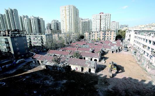 早读:市北区棚户区改造 青岛中心城区新建停车场