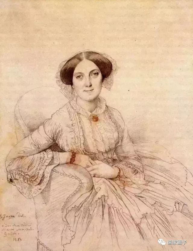 诞生于法国蒙托邦(montauban),17岁的安格尔已是一个很好的画家了.