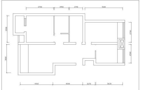 cad室内装饰设计图都有哪些cad施工图,cad新手值得了解