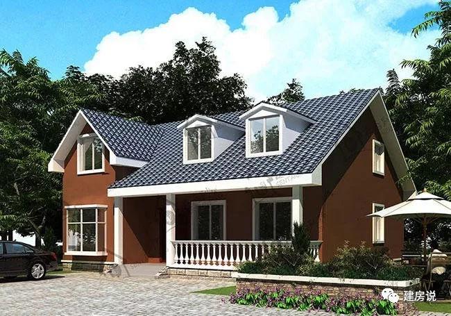 南方农村老房子设计图展示