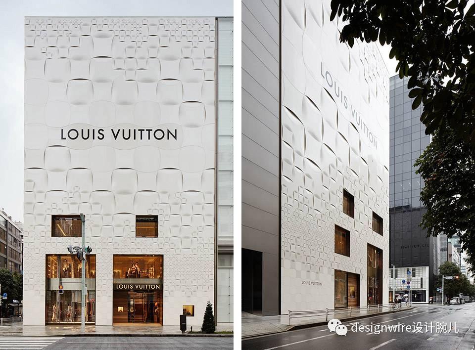【首发】lv最新旗舰店,顶级奢侈品店设计师peter marino倾力打造!图片