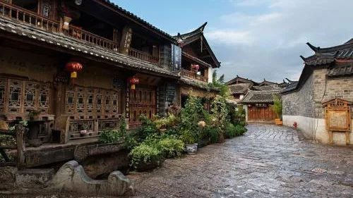 丽江束河攻略河南四日自驾游古镇图片