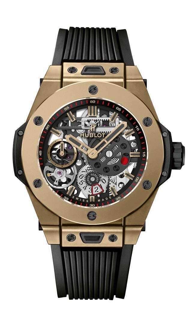 """世界上最坚硬的黄金 叫做""""魔力金""""——宇舶Big Bang腕表 常州宇舶手表哪里回收"""