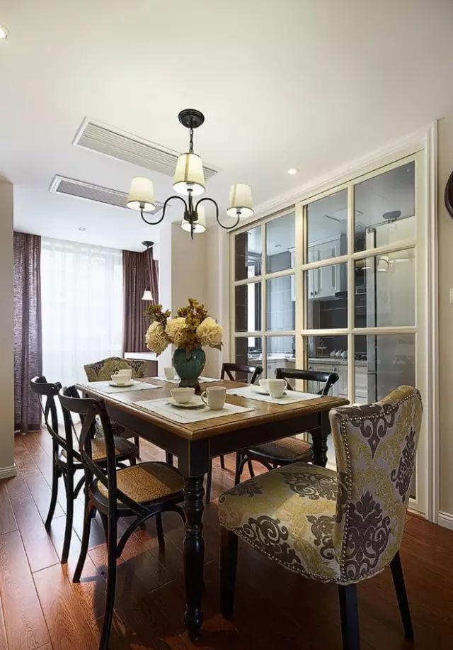 餐厅与厨房隔断家具搭配 开放式厨房必备家具