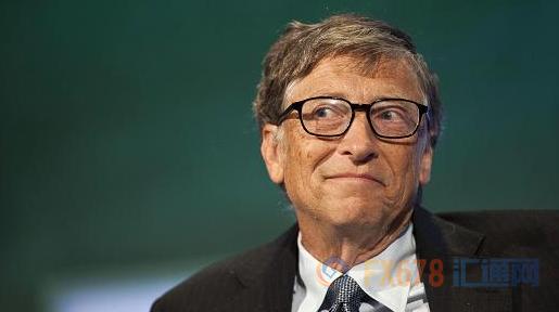 微软创始人比尔盖茨表示:错误地发展科技,会加剧贫富差距