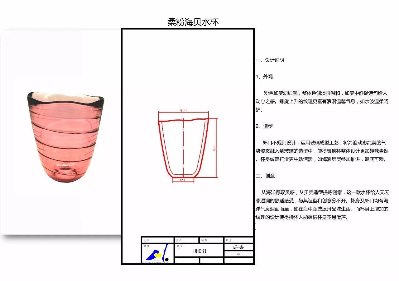 50件中国·河间工艺玻璃设计创新大赛获奖作品演绎玻璃艺术之美图片