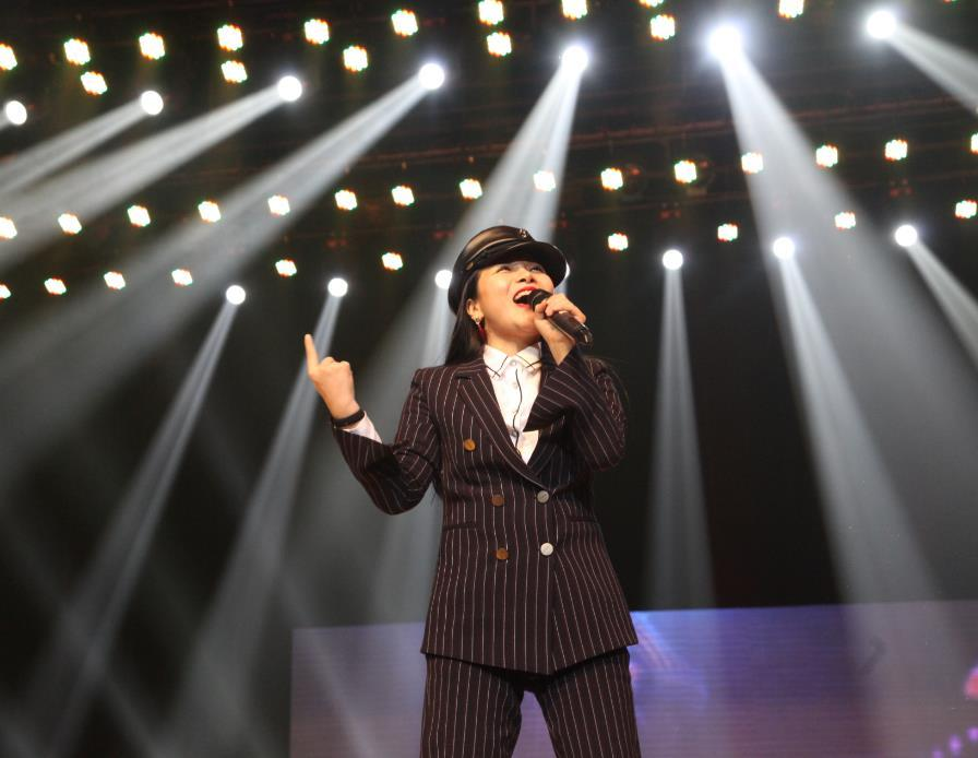 2017《美丽中国梦》全国巡演群星演唱会在任丘举行