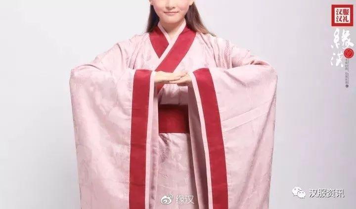 容..�.�_分享:汉礼微课堂 | 优雅穿汉服,礼容提要之揖礼