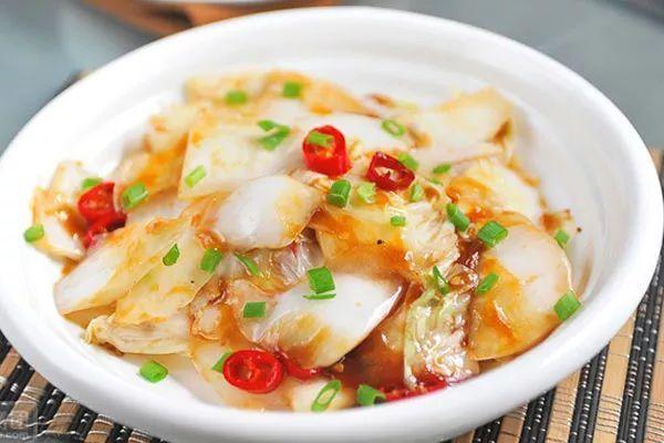 百菜不如白菜,最爱的5种白菜做法,白菜吃出鲍鱼味