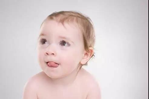 舌头看病症大全图解九个月孩子