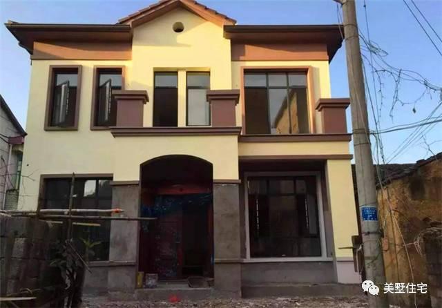 浙江农村别墅20款别墅展示,论居住条件就服这里,主要建房不贵