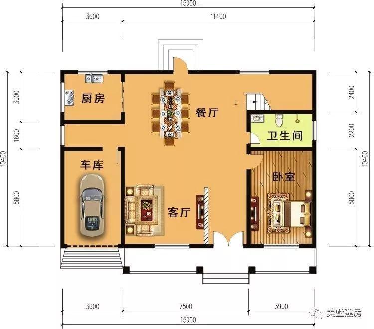 两套农村自建房别墅|农村建房,别墅的图纸设计马虎不得!
