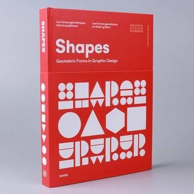 几何图形在平面设计中的运用 点线面平面设计书籍图片