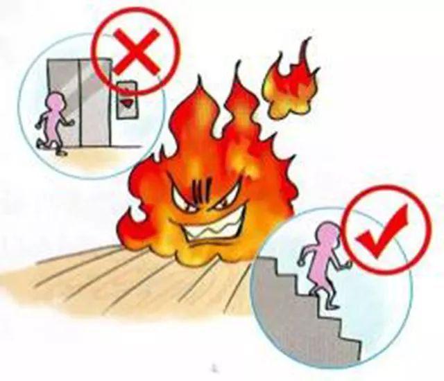 校园冬季防火安全小常识,你get了吗图片