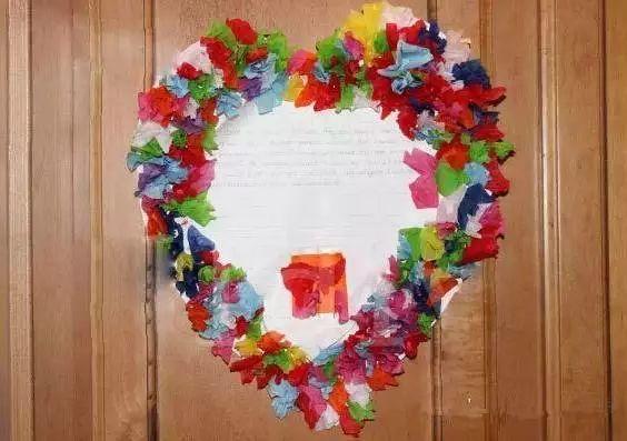 幼儿园感恩节活动方案 环创手工制作大全 感恩祝福