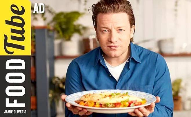 路虎,Jamie Oliver