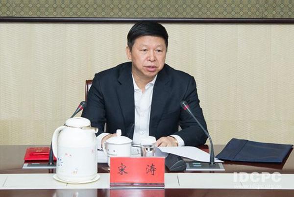 中联部部长宋涛今访朝鲜:循惯例,向朝方通报中共十九大情况