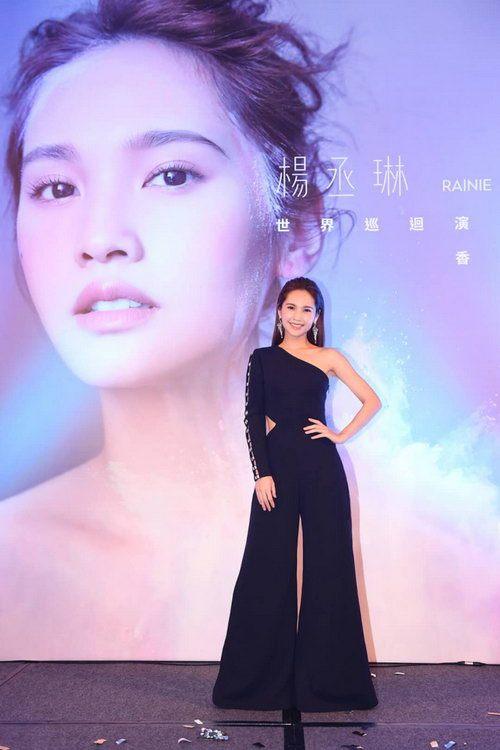 杨丞琳香港演唱会_杨丞琳香港个唱门票预售抢购一空 2月25日加场再唱