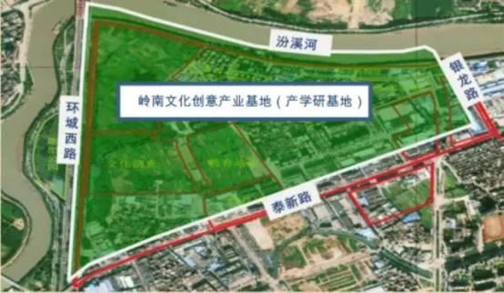 装备制造业基地规划图