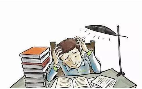 高中生学习心理压力的态度高中决定来源作文命运图片