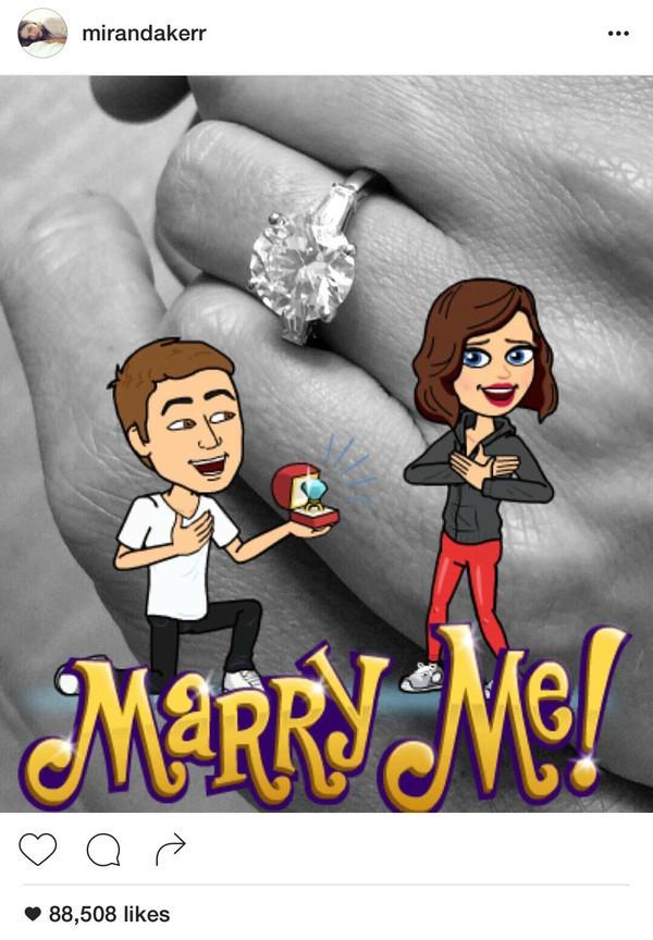 米兰达·可儿新婚半年宣布怀孕!准妈咪最近的保养list来啦!