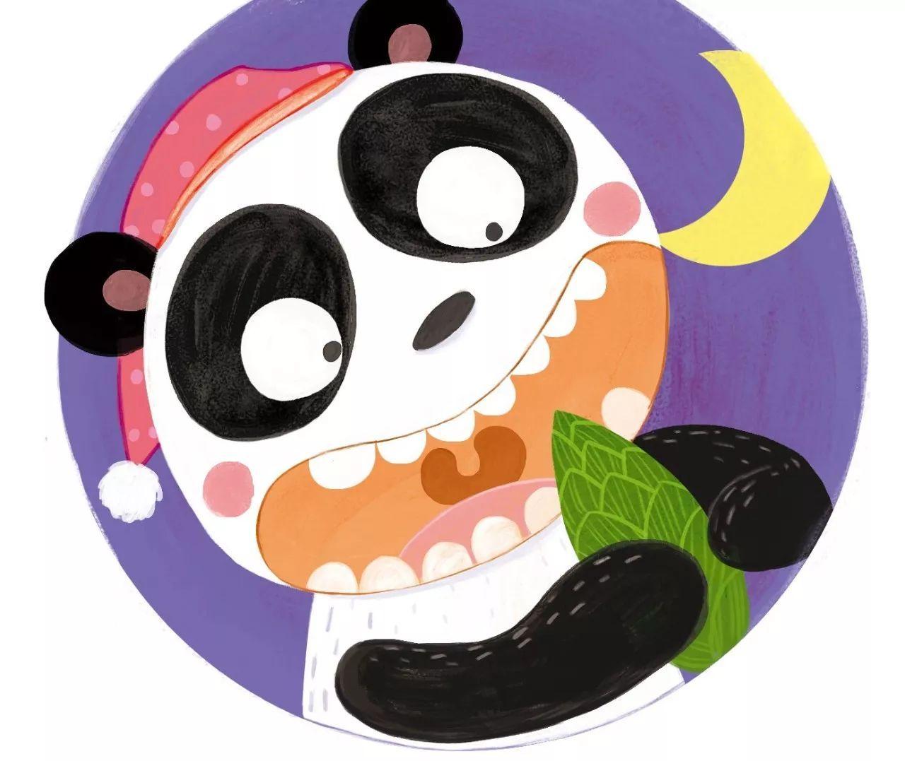 我和大熊猫一样喜欢吃竹子,但是我偶尔也会吃点昆虫,鸟和鸟蛋.